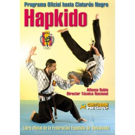 Hapkido. Programa oficial hasta Cinturon Negro