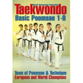 Tae Kwon Do grundlegende Poomsae