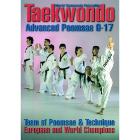 Tae Kwon Do High Poomsae
