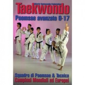Taekwondo Poomsae avanzato 9-17