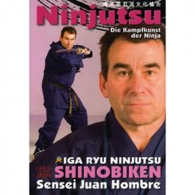 NINJUTSU - DIE KAMPFKUNST DER NINJA
