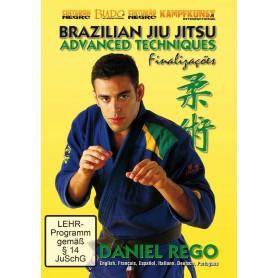 Brazilian Jiu Jitsu Advanced Techniques Vol 2 Submissions