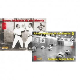 Pack Imágenes Karate
