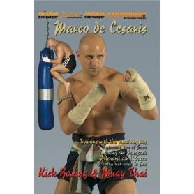 Muay Thai & Kick Boxing Punching Bag