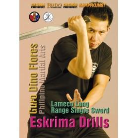 Lameco Eskrima Single Sword