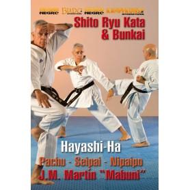 Karate Shito-Ryu Hayashi-Ha Kata & Bunkai