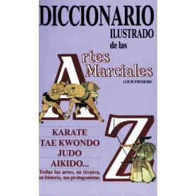 Book Diccionario Ilustrado de las Artes Marciales