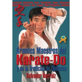 Book Maestros del Karate-Do