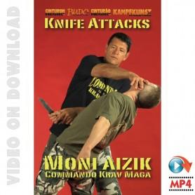 Commando Krav Maga Attaques Couteau