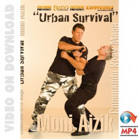 Commando Krav Maga Urban Survival