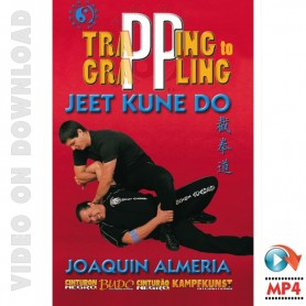 Jeet Kune Do Trapping to Grappling
