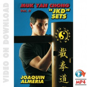 Wooden Dummy Jeet Kune Do Sets
