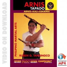 フィリピン武術:アーニス ダブルスティック型