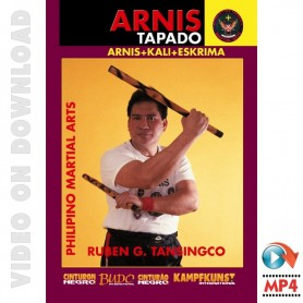 Arnis Tapado Double Stick