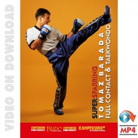 Super Sparring! Full-Contact y Taekwondo
