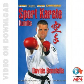 Kumite Karate sportivo
