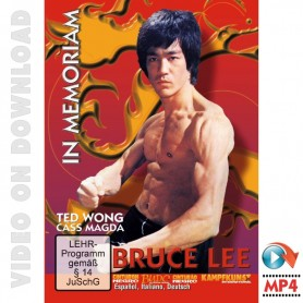 Bruce Lee in Memoriam Documentary