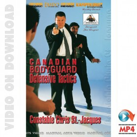 Canadian Bodyguard Defensive Tactics
