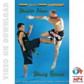 Muay Thai Boran Master Pimu