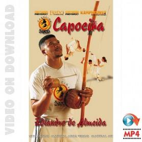 カポエイラ:SenzalaのBanzo