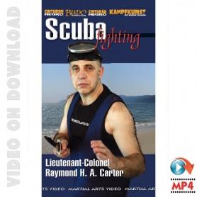 Scuba Fighting Combate submarino