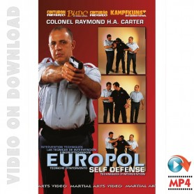 Europol Tecnicas de Intervencion