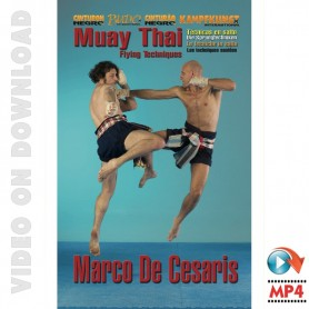 Muay Thai Boran Flying Techniques