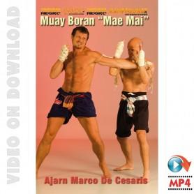 Muay Thai Boran Mae Mai Vol 1