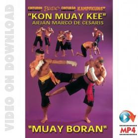 Muay Thai Boran Kon Muay Kee