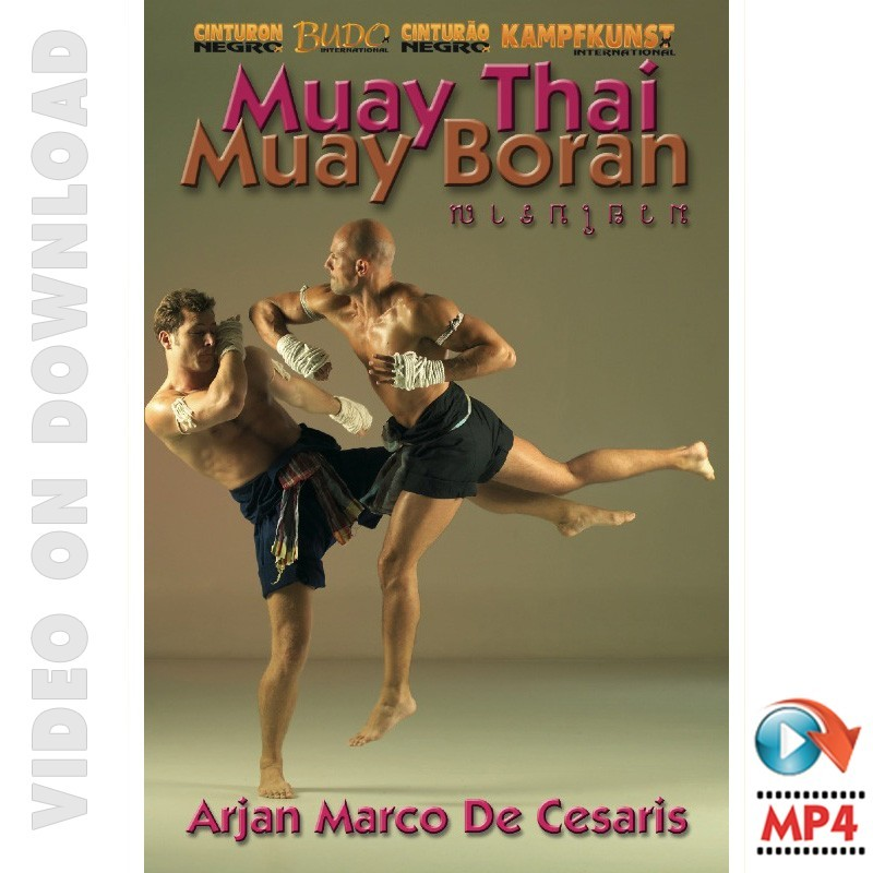 Muay Thai Boran Elbow Techniques