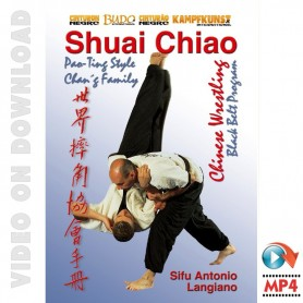 Shuai Chiao Black Belt Program
