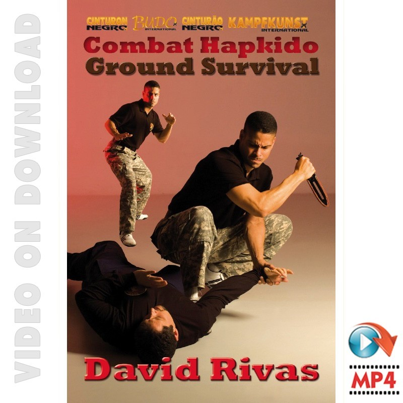 Combat Hapkido Ground Survival
