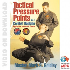 Combat Hapkido Tactical Pressure Points Program Vol1