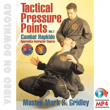Combat Hapkido Tactical Pressure Points Program Vol1