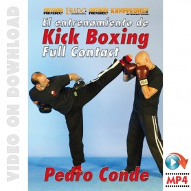 The training of Kick boxing and Full Contact