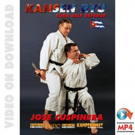 Kansen Ryu Cuban Self Defense