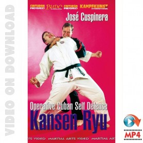 Kasen Ryu Operative Cuban Self-Defense Vol2