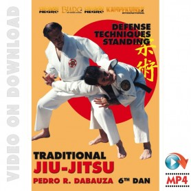 Traditional Ju Jitsu Vol 3 Upright Techniques
