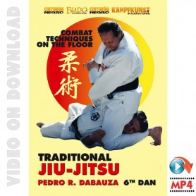 Traditional Ju Jitsu Vol 4 Ground Combat