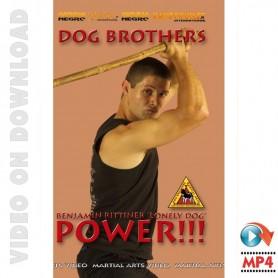 Dog Brothersパワーの開発法