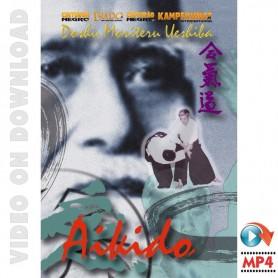 Aikido Moriteru Ueshiba Interview & Seminar