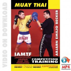 Muay Thai Competition Training
