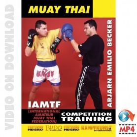 Muay Thai Entrenamiento para Competicion