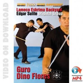 フィリピン武術:マスターSuliteのLameco Eskrima