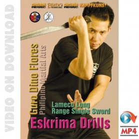 Lameco Eskrima Single Sword Épée