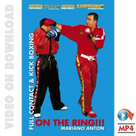 Full Contact & Kick Boxing On the Ring