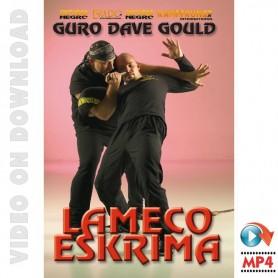 Lameco Eskrimaのナイフ 第1部 マスター
