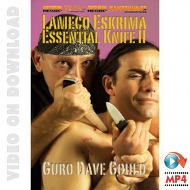 Lameco Eskrima Essential Knife Vol2