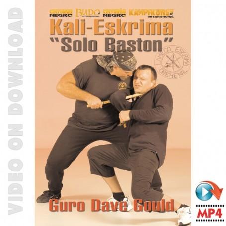 Lameco Eskrima Solo-Bastón Single Stick