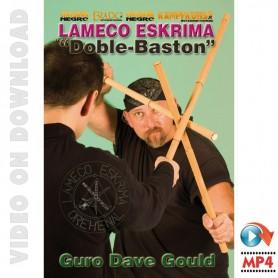 Lameco Eskrimaのダブルスティック(短い杖) 第6部